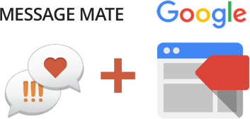 Google Tag Manager Message Mate