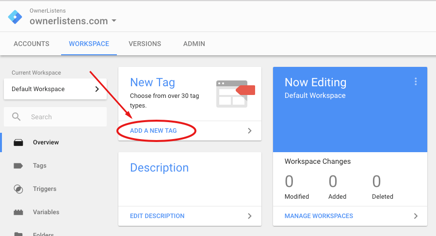 Message Mate Google Tag Manager GTM