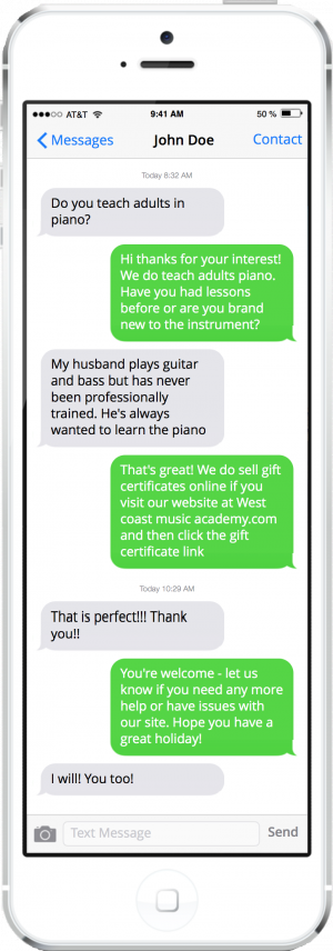 A Great Gift Idea: Piano Lessons at West Coast Music Academy